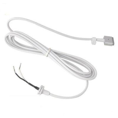 Apple Magsafe 2 - 45W 60W 85W (A1465 A1466 A1398 A1425) helyettesítő kábel - T alakú csatlakozó