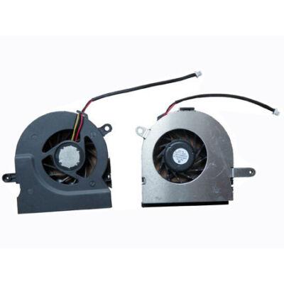 Toshiba Satellite A200 A202 A203 A205 A210 A215 processzor/CPU hűtő/ventillátor/fan