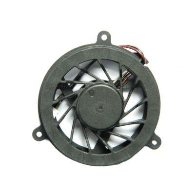 Toshiba HR538 A01 23.10201.001 UDQF2HH01CAR processzor/CPU hűtő/ventillátor/fan