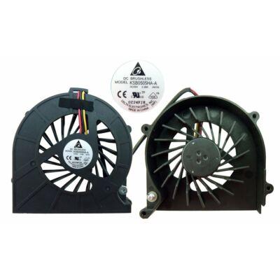 Toshiba C645 C650 C655 L630 L635 series KSB0505HA-A processzor/CPU hűtő/ventillátor/fan