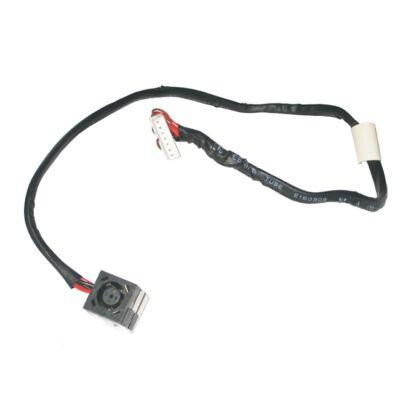 DELL Latitude E6400 E6500 series MT643 gyári új DC jack aljzat alaplapi kábellel