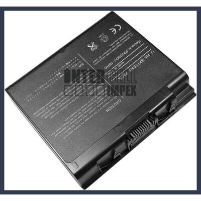 Toshiba Satellite 2430 2435 A30 series PA3250U-1BRS 6600mAh 12 cella notebook/laptop akku/akkumulátor utángyártott