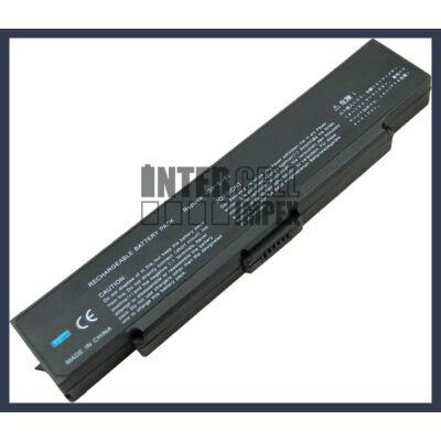 Sony VAIO PCG-6 VGA VGN-AR VGN-C VGN-FR series VGP-BPS2 4400mAh 6 cella notebook/laptop akku/akkumulátor utángyártott