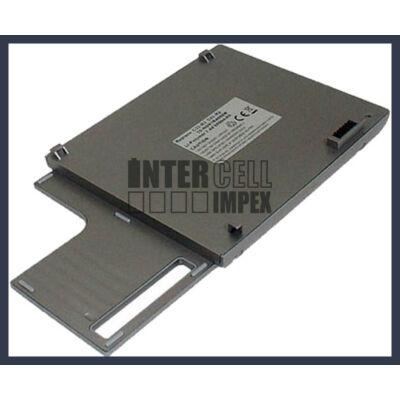 Fujitsu LifeBook C1410 series FPCBP151 4400mAh 8 cella notebook/laptop akku/akkumulátor utángyártott