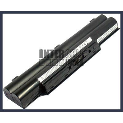 Fujitsu MG5 series FPCBP145 4400mAh 6 cella notebook/laptop akku/akkumulátor utángyártott