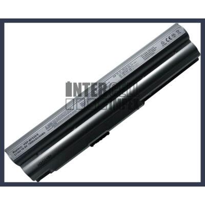 Sony VAIO VAIO VPCZ1 series VGP-BPS20/S 6600mAh 9 cella notebook/laptop akku/akkumulátor ezüst utángyártott