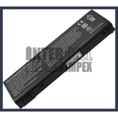 LG E510 Series SQU-702 4400mAh 6 cella notebook/laptop akku/akkumulátor utángyártott