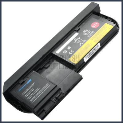 Lenovo ThinkPad X230T Tablet series 4400mAh 6 cella notebook/laptop akku/akkumulátor utángyártott