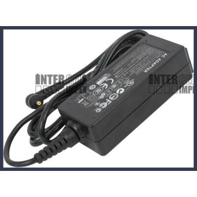 ASUS 19V 2.1A Eee PC R101 R101X R101D series AD6630 2.3*0.7mm 40w notebook/laptop hálózati adapter/töltő utángyártott