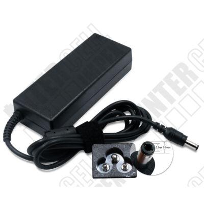 ASUS S6Fm 5.5*2.5mm 19V 4.74A 90W fekete notebook/laptop hálózati töltő/adapter utángyártott
