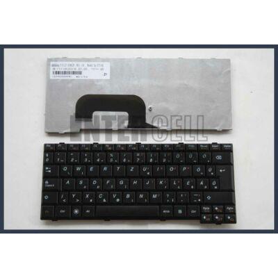 Lenovo IdeaPad S12 fekete magyar (HU) laptop/notebook billentyűzet