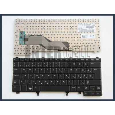 DELL Latitude E5430 fekete magyar (HU) laptop/notebook billentyűzet