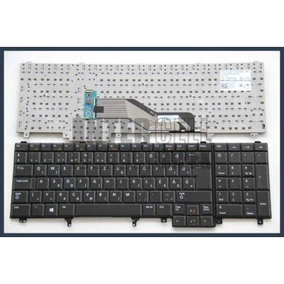 DELL Latitude E6530 fekete magyar (HU) laptop/notebook billentyűzet