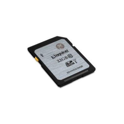 Kingston 32GB SDHC Class 10 SD memóriakártya