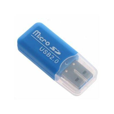 USB 2.0 MicroSD Micro SD memóriakártya olvasó / kártyaolvasó