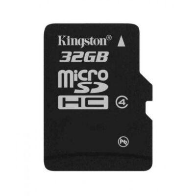 Kingston 32GB Micro SDHC Class 10 SD memóriakártya