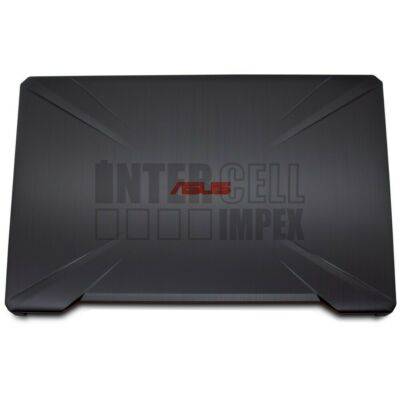 Asus ROG TUF Gaming FX80 FX80G FX80GD FX504 FX504G FX504GD/GE LCD hátsó fedlap / burkolat