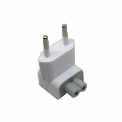 EU Adapter / Hálózati duckhead csatlakozó Apple Magsafe / Magsafe 2 töltőkhöz - utángyártott