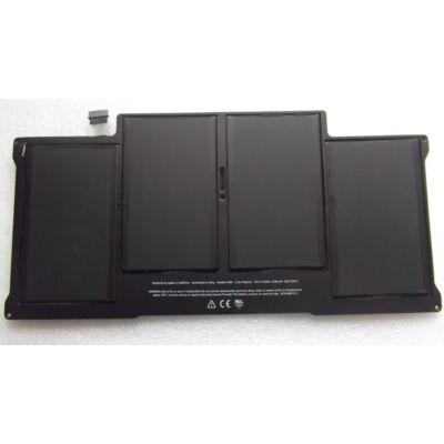 """Apple Macbook Air 13"""" (A1369 A1466) Mid 2011 Mid 2012 series A1405 50Wh 4 cella notebook/laptop akku/akkumulátor eredeti/gyári"""