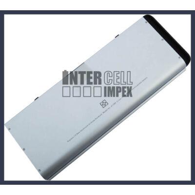 Apple MacBook 13 inch Series A1280 4400mAh 6 cella notebook/laptop akku/akkumulátor eredeti/gyári