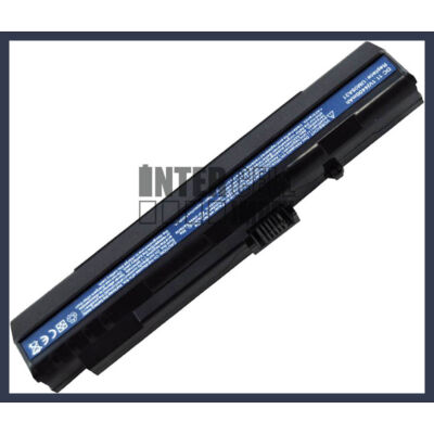 Acer Aspire One Pro 531h series 4400 mAh 6 cella fekete notebook/laptop akku/akkumulátor utángyártott