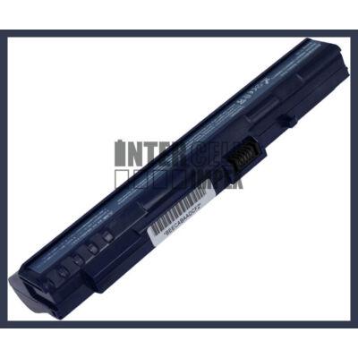 Acer UM08A72 4400 mAh 6 cella kék notebook/laptop akku/akkumulátor utángyártott