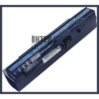 Acer One A110 A150 AOA110 AOA150 10400mAh 12 cella notebook/laptop akku/akkumulátor kék utángyártott