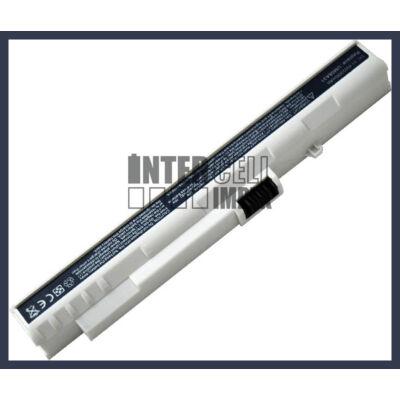 Acer One A110 A150 AOA110 AOA150 2200mAh 3 cella notebook/laptop akku/akkumulátor fehér utángyártott