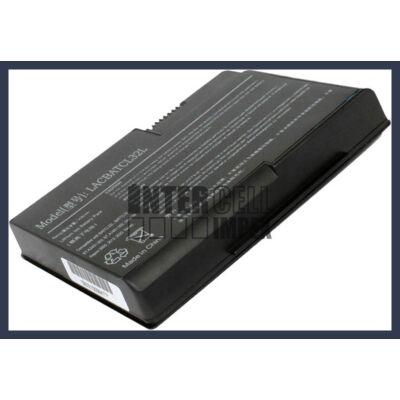 Acer Aspire 2000 series BATCL32 4400mAh 8 cella notebook/laptop akku/akkumulátor utángyártott