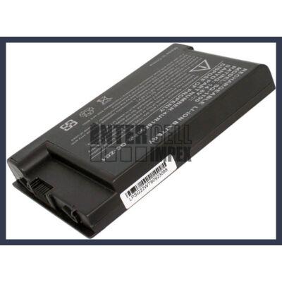 Acer Aspire 1440 BTP-650 4400mAh 8 cella notebook/laptop akku/akkumulátor ezüst utángyártott