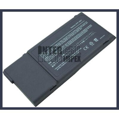 Acer TravelMate 330 340 745 BTP-25D1 3600mAh 6 cella notebook/laptop akku/akkumulátor utángyártott