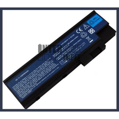 Acer Aspire 9410 3660 5600 7000 7100 4UR18650F-2-QC218 4400mAh 8 cella notebook/laptop akku/akkumulátor utángyártott