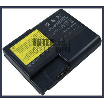 Acer 30N3L Aspire 1200 Series BTP550 4400mAh 8 cella notebook/laptop akku/akkumulátor utángyártott