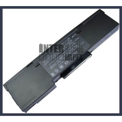 Acer 58A1 Aspire 1360 909-2420 4400mAh 8 cella notebook/laptop akku/akkumulátor utángyártott