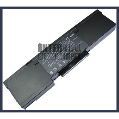 Acer 58A1 Aspire 1360 909-2420 6600mAh 12 cella notebook/laptop akku/akkumulátor utángyártott