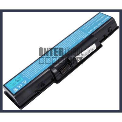 Acer AS07A72 6600mAh 9 cella notebook/laptop akku/akkumulátor utángyártott