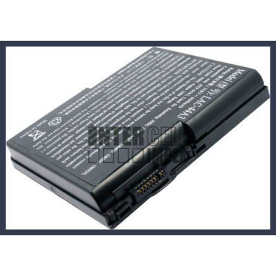 Acer Aspire 1200 1400 1603 6600mAh 12 cella notebook/laptop akku/akkumulátor utángyártott