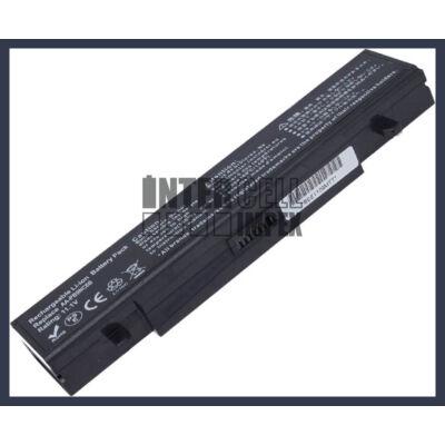 Samsung P210-BS01 4400 mAh 6 cella fekete notebook/laptop akku/akkumulátor utángyártott