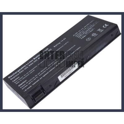 Acer Aspire 1350 1510 series SQU-302 6600mAh 12 cella notebook/laptop akku/akkumulátor utángyártott