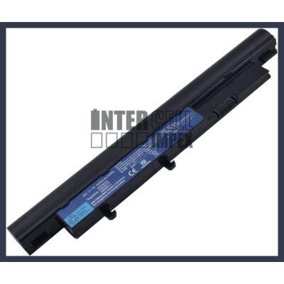 Acer Aspire 3810T 4810T 5810T TravelMate Timeline 8371 8471 8571 4400mAh 6 cella notebook/laptop akku/akkumulátor utángyártott