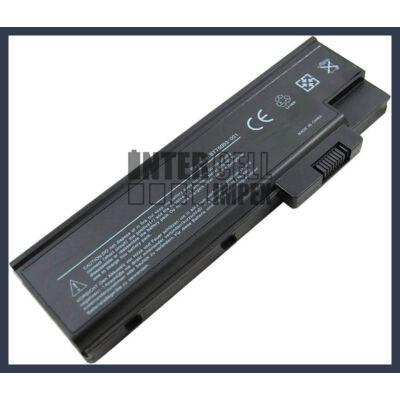 Acer TravelMate 2300 Extensa 2300 Aspire 1410 4400mAh 6 cella notebook/laptop akku/akkumulátor utángyártott