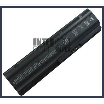 HP G62-a29EA 6600 mAh 9 cella fekete notebook/laptop akku/akkumulátor utángyártott