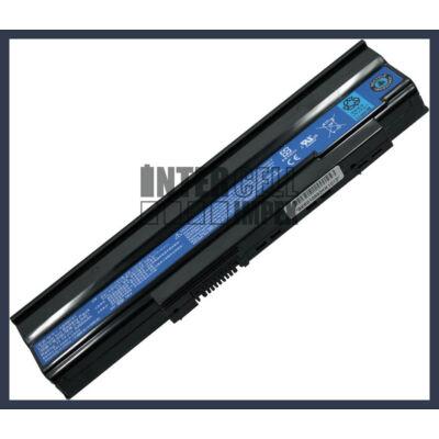 Acer AS09C75 4400 mAh 6 cella fekete notebook/laptop akku/akkumulátor utángyártott