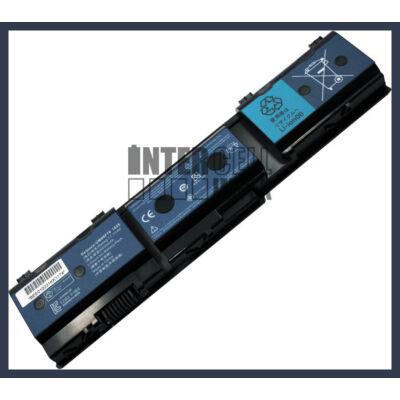 Acer AS1820 1825 Series LC32SD128 4400mAh 6 cella notebook/laptop akku/akkumulátor utángyártott