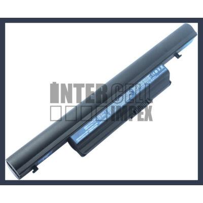 Acer Aspire TimelineX AS4820T AS4820TG AS5820T AS5820TG series AS10B31 AS10B51 AS10B3E AS10B5E AS10B7E AS10B61 AS10B6E 6600mAh 9 cella notebook/laptop akku/akkumulátor utángyártott