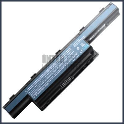 Acer Aspire E1 E1-421 E1-431 E1-471 E1-521 E1-531 E1-571 series 31CR19/65-2 6600mAh 9 cella notebook/laptop akku/akkumulátor utángyártott