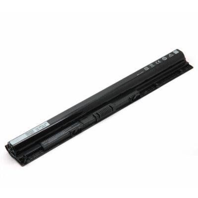 DELL Latitude 14 3460 2200 mAh 4 cella fekete notebook/laptop akku/akkumulátor utángyártott