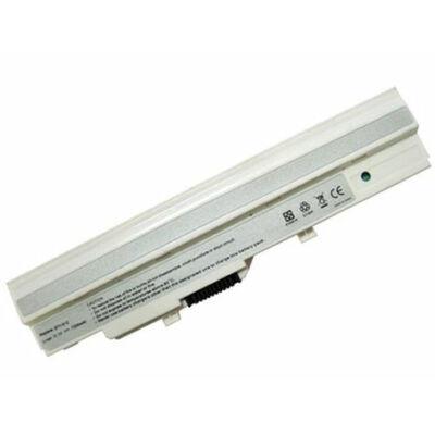 LG X110 2200 mAh 3 cella fehér notebook/laptop akku/akkumulátor utángyártott