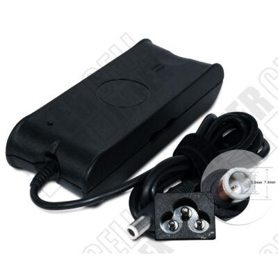 DELL Latitude D620 7.4*5.0mm + pin 19.5V 3.34A 65W fekete notebook/laptop hálózati töltő/adapter utángyártott