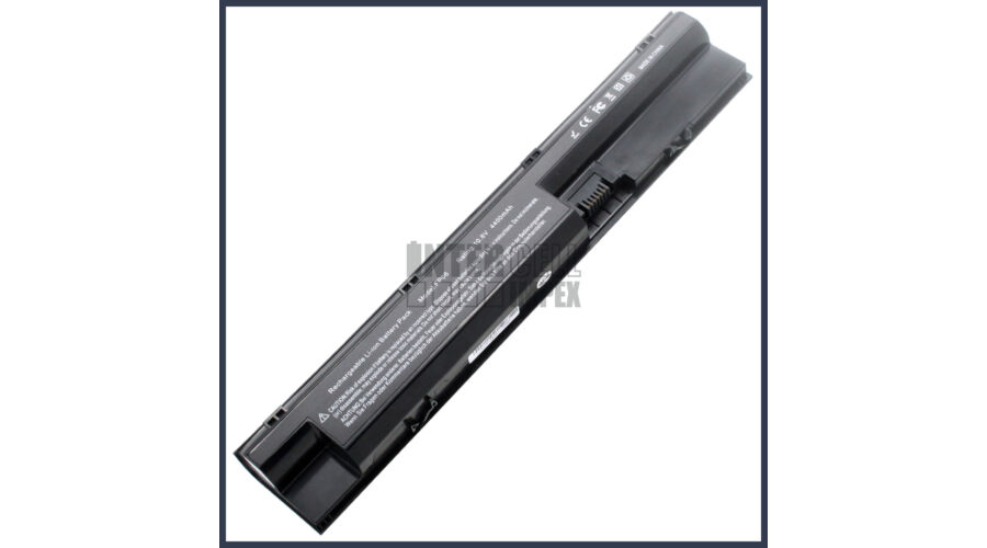 HP ProBook 455 Series 4400 mAh 6 cella fekete notebook